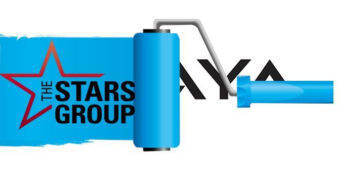 Amaya финализира ребрандирането си като The Stars Group
